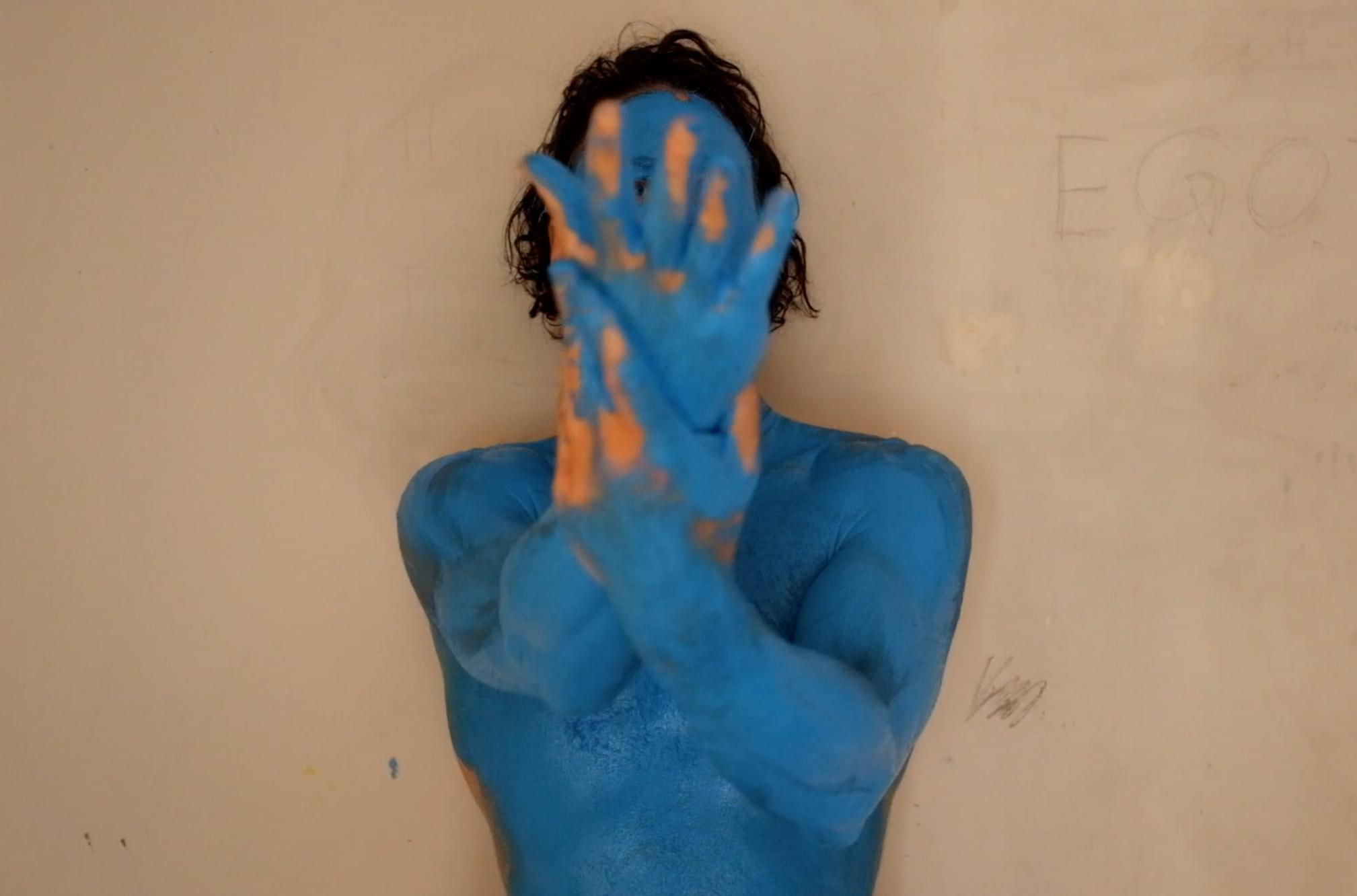 Primary, Video Performance (still), 2016