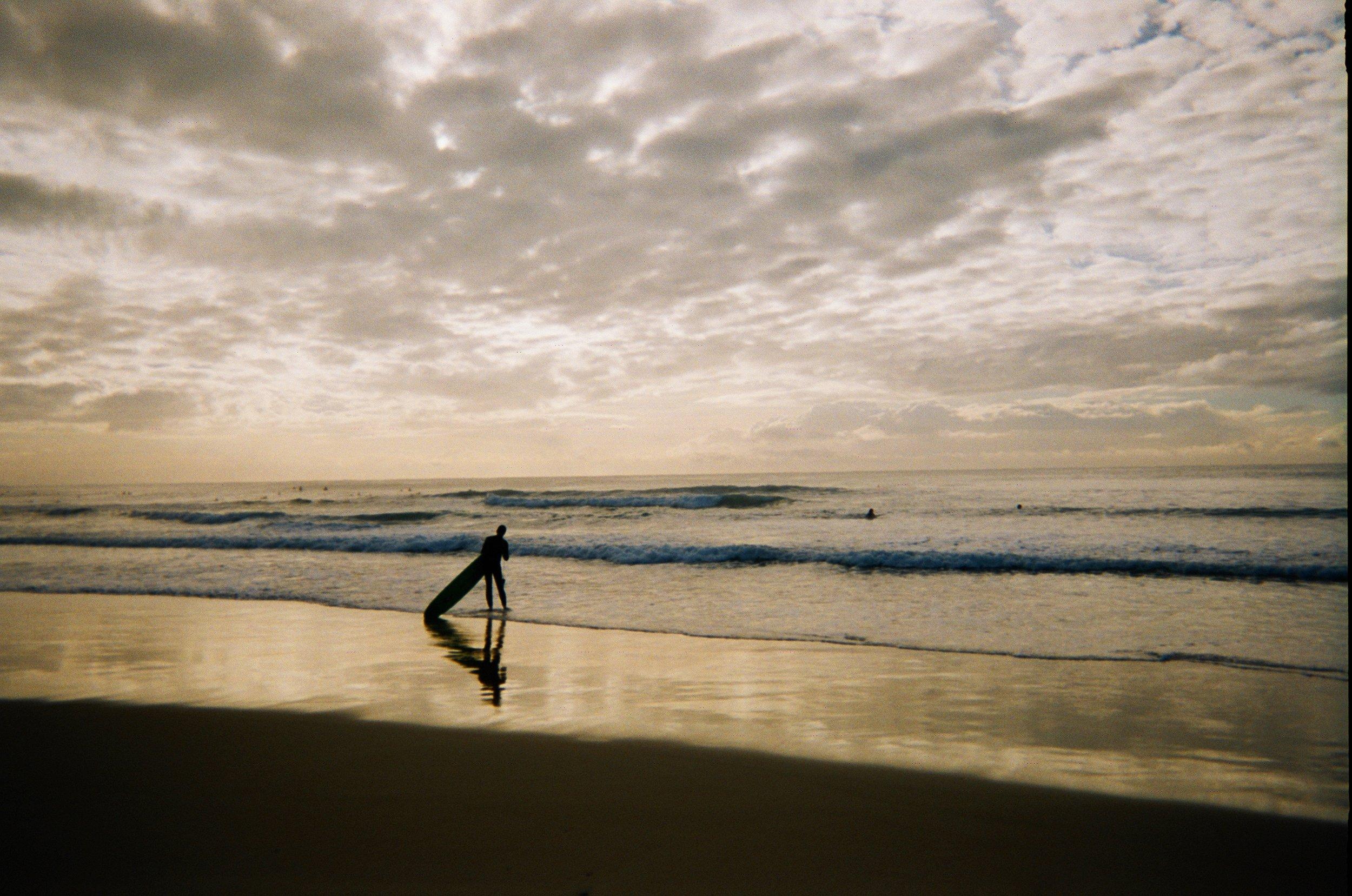 "Ben Chipper - ""Morning Surf"""