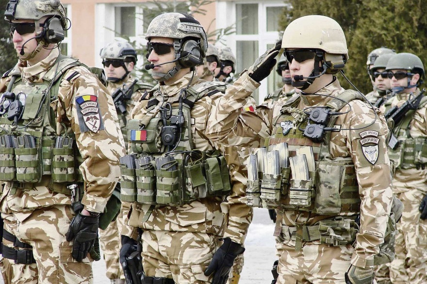 THE Innovative and Industry Disrupting Healthcare Centre for the Military Veterans in Eastern Europe - Intercorp Holdings Joins Forces with Romania's Veterans
