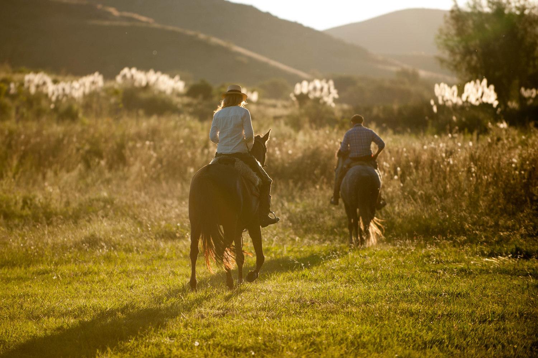 Horseback Riding at Los Potreros Ranch