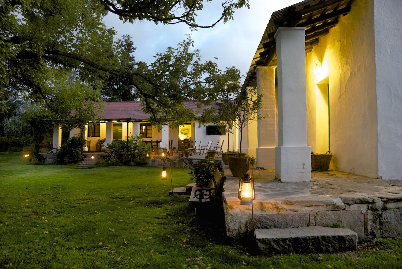 Garden of Estancia Los Potreros