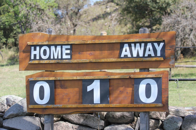 Polo Scoreboard Los Potreros