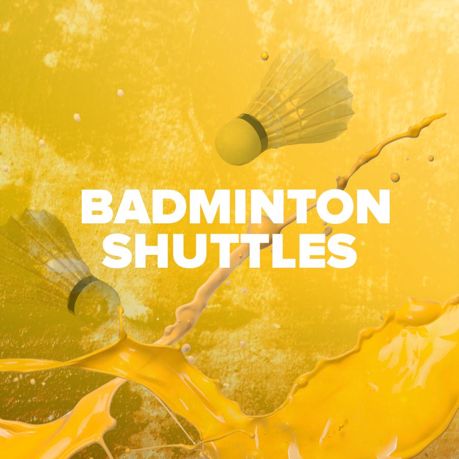 Badminton Shuttles