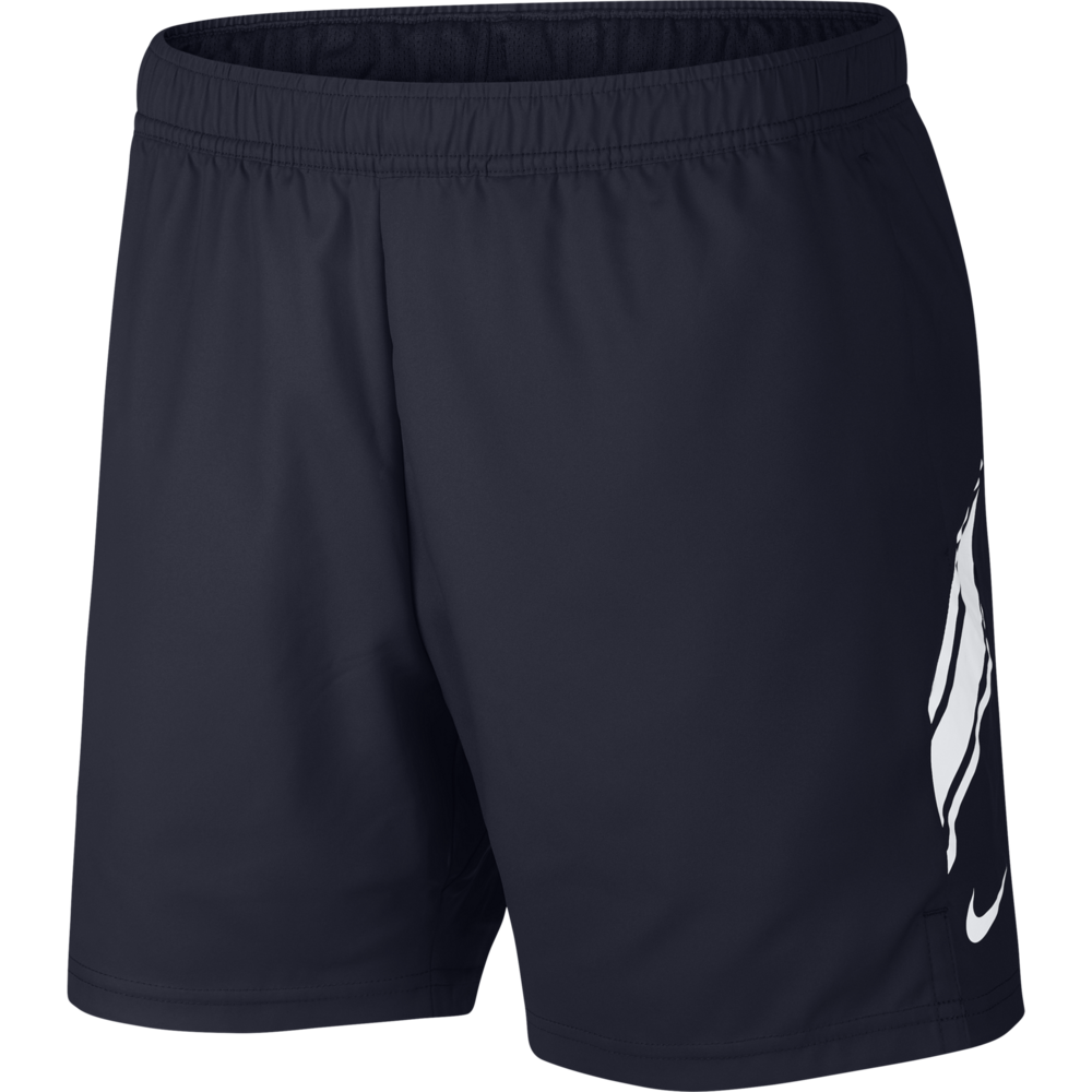 Nike Court Dry Short Obsidian — String Sports