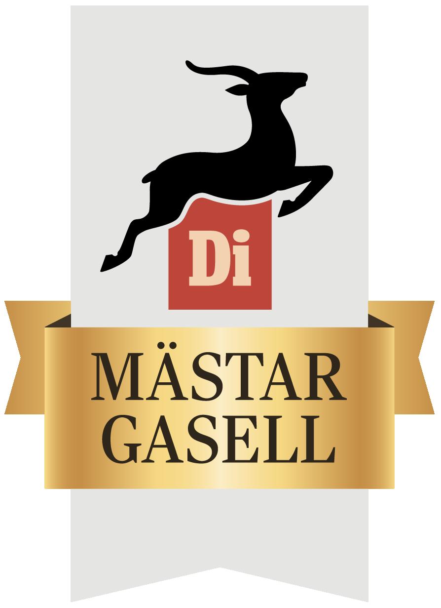 Gasellernas gasell – MästarGasell -