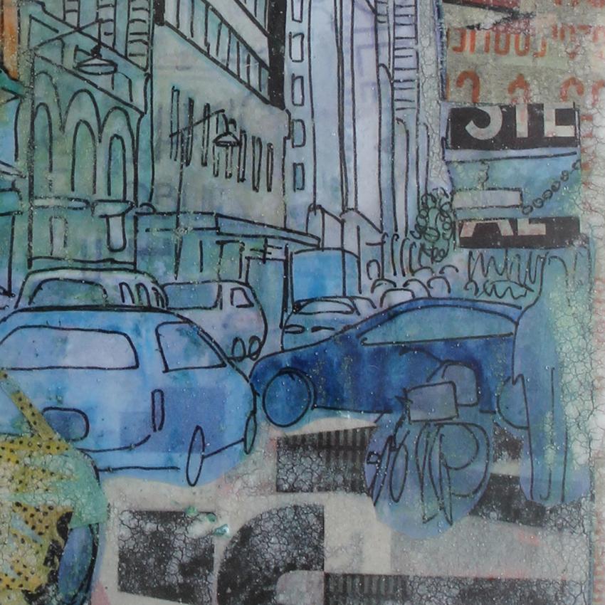 Jazz City (detail)