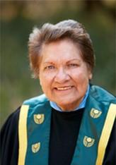 Elder (Adj) Professor Joan Winch AM.