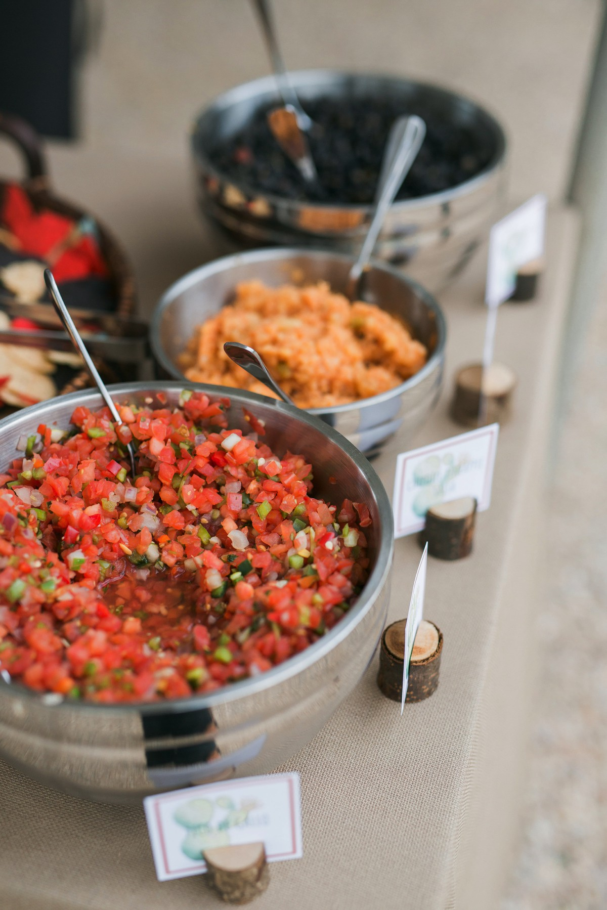 salsa and dips at an event by stoneridge.jpg