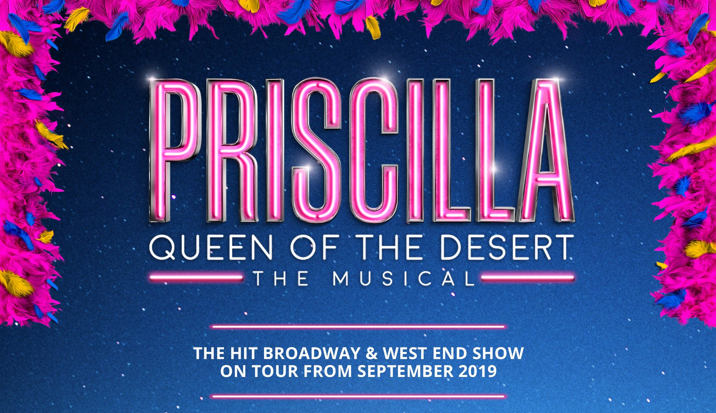 Priscilla Queen of the Desert - We are the newly appointed orchestral manager for Jason Donovan's new UK tour of Priscilla Queen of the Desert.The tour begins September 2019.