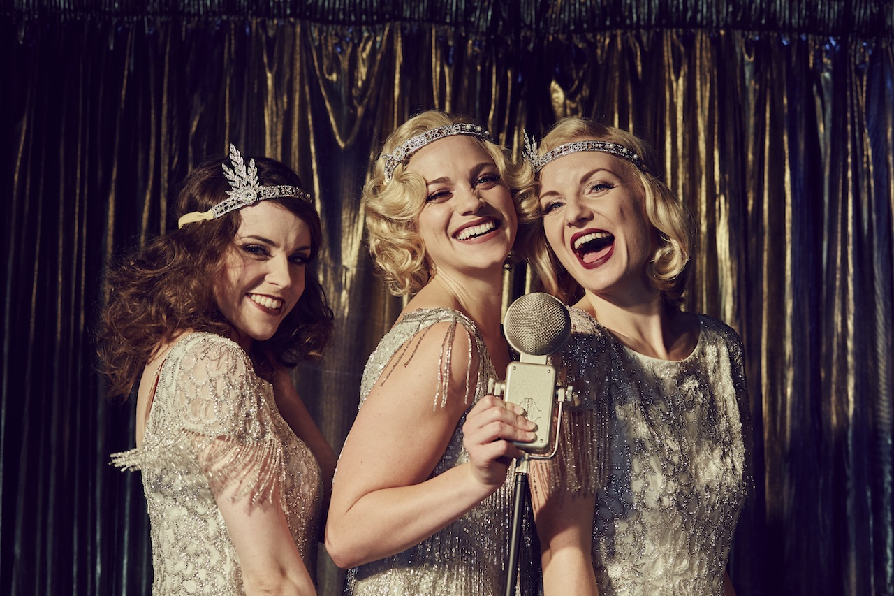 The Wild Tonics - the Vintage Trio with close harmonies, stellar vocals and an unbeatable repertoire that will keep guests dancing…!