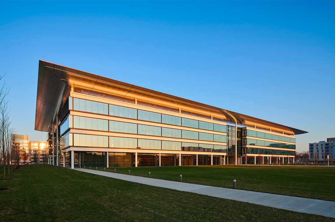 Cleveland Clinic and Case Western Reserve University Health Education Campus Image Credit Roger Mastrioni, Courtesy of The Cleveland Clinic