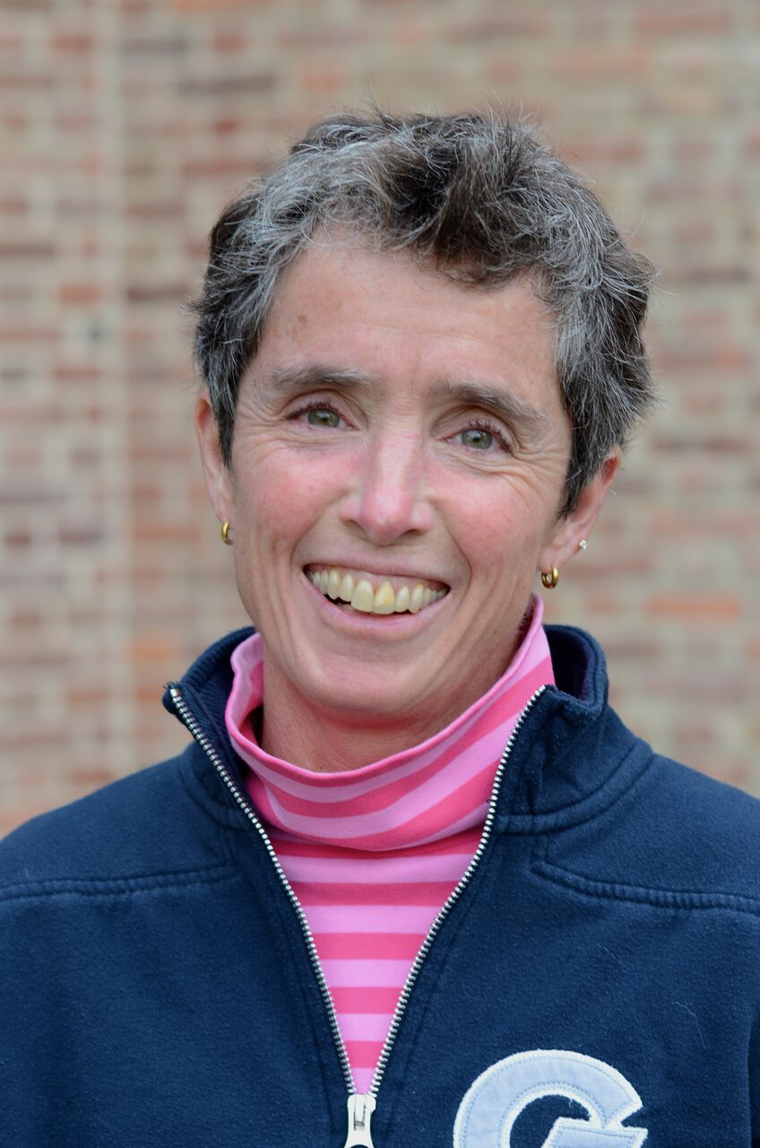 Marty Taylor   Phys. Ed. K-2  BS Chemistry Middlebury College  10 years at TCS  She is a mother of SIX