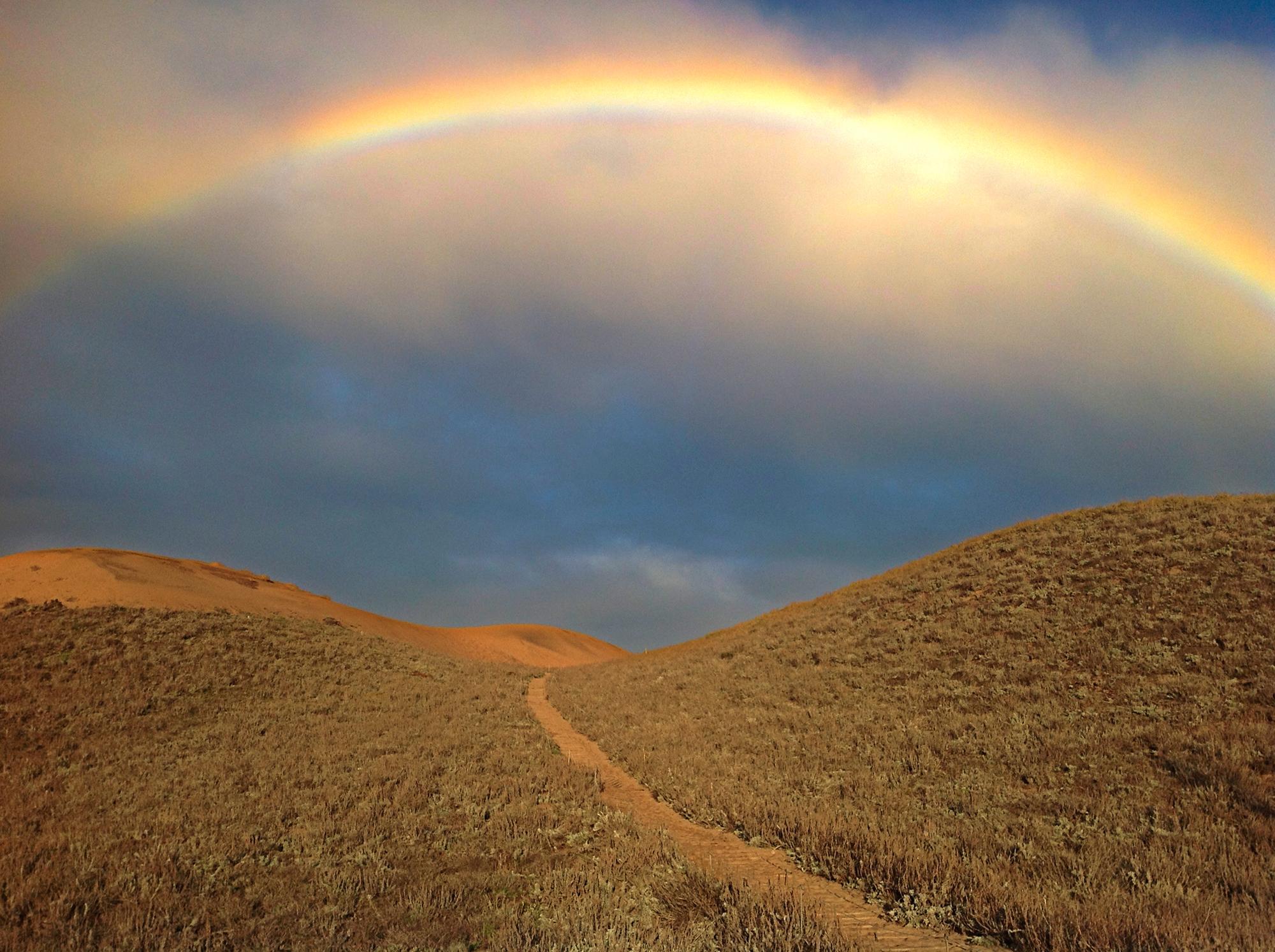 Lake Drive Rainbow