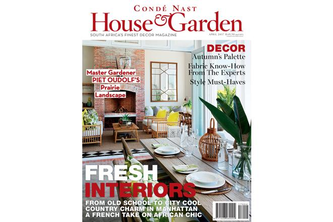 To read about how the house was transformed into a home check out the April issue of  Conde Nast House & Garden  where the house appeared on the front cover as well as in the glossy pages.