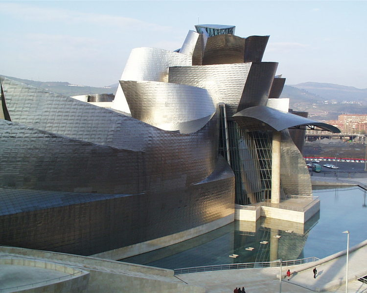 The Guggenheim Bilbao