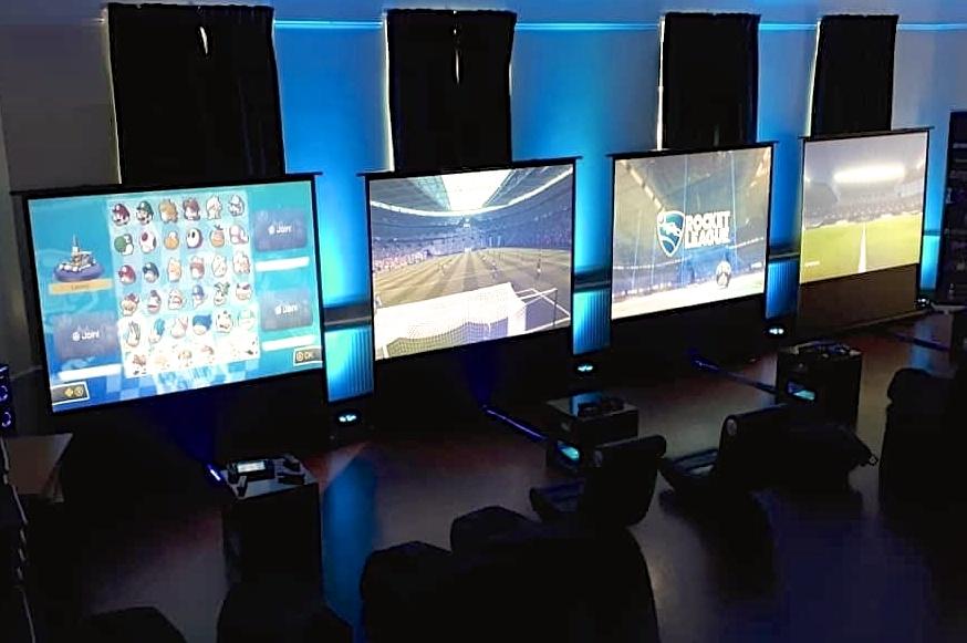 FIFA Gaming Parties