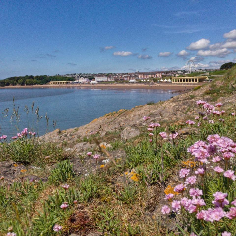 Whitmore Bay, Barry Island, South Wales