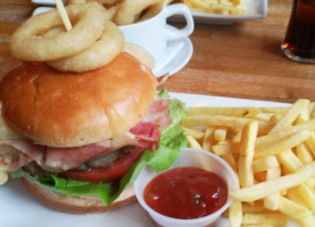 A small bite to eat at Kilderkin