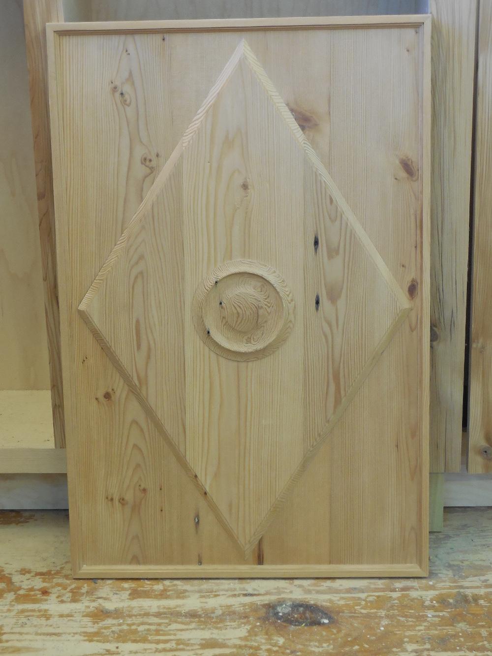Sample door
