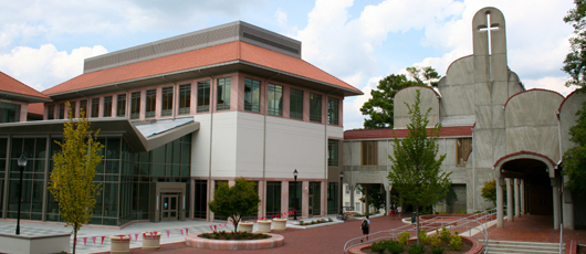 Candler School of Theology building