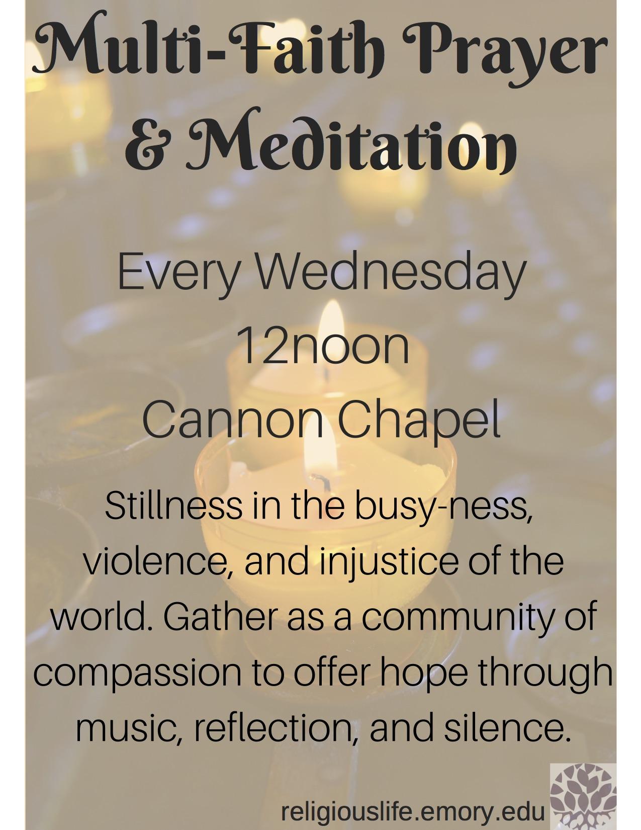 Weekly Multi-Faith Prayer & Meditation.jpg