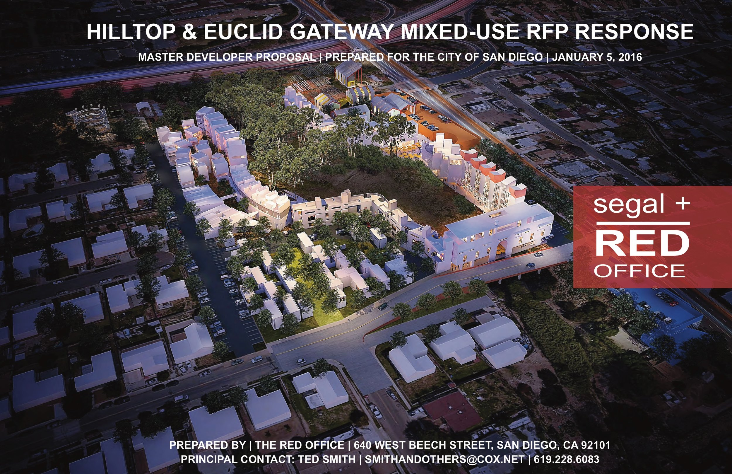 Hilltop and Euclid Mixed Use RFP Response