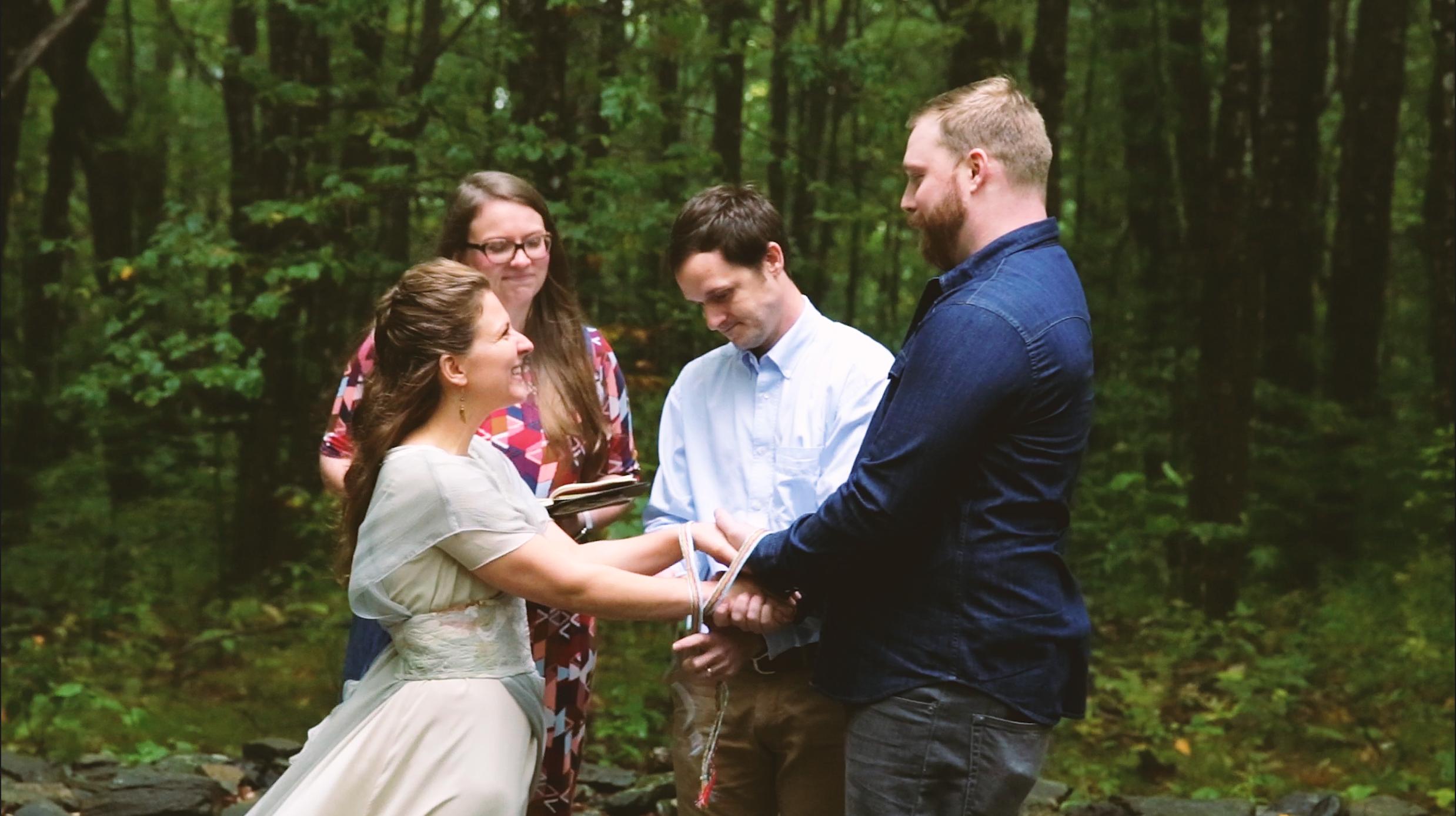 Evergreen Era Films Wedding Videography