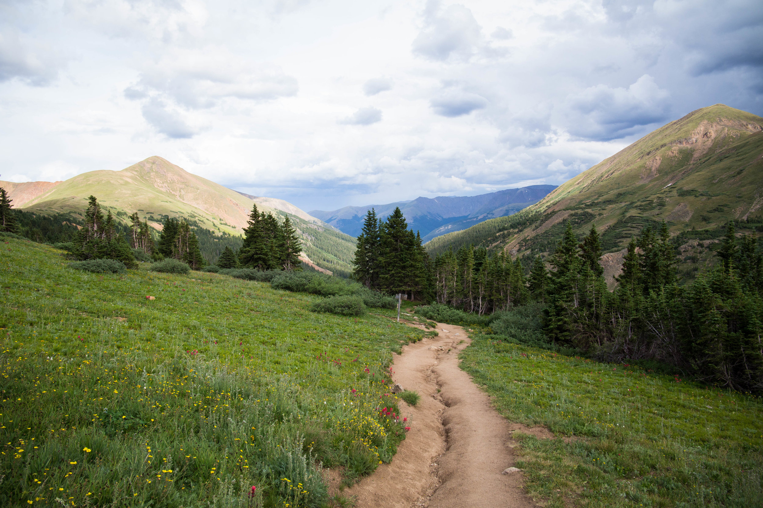 Herman Gulch Trail - Colorado - @evergreenerafilms