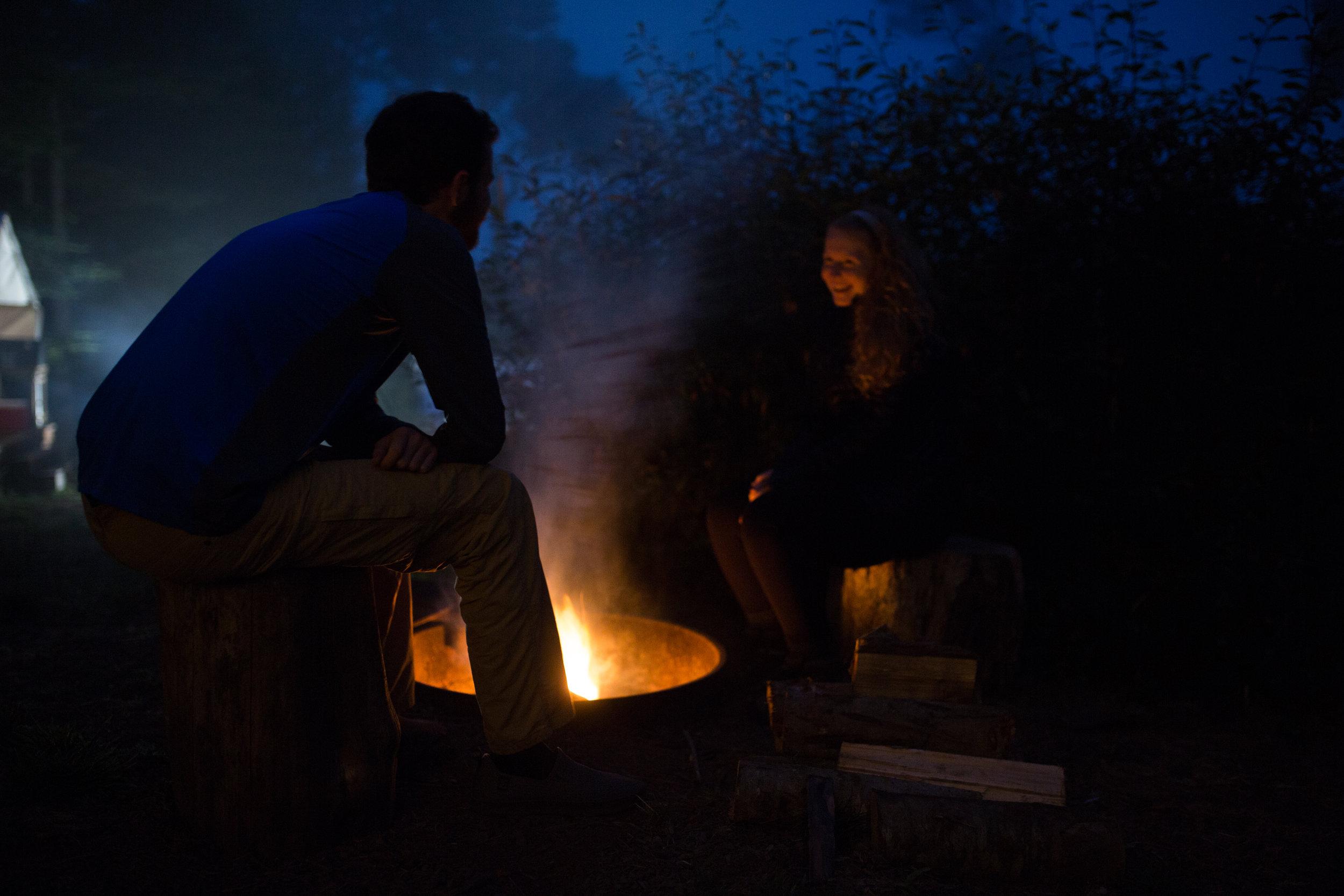 Mendocino Grove Camping