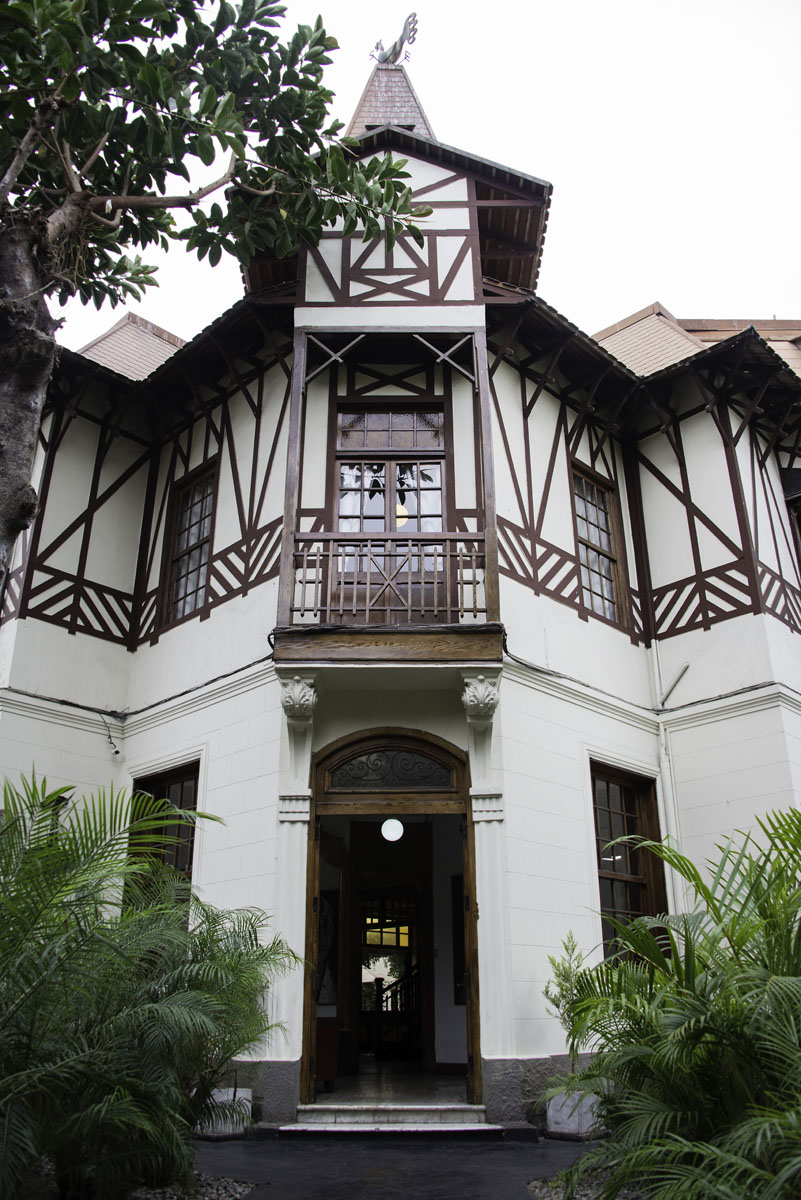 Lima Tudor Style Hotel Second Home Peru
