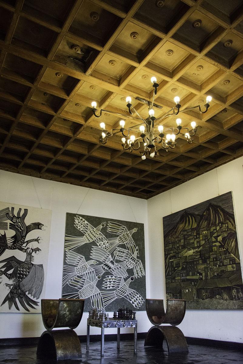 Lima Hotel Second Home Peru Gallery