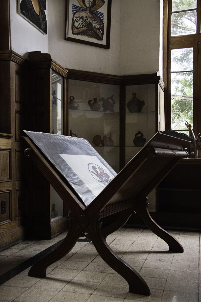 Furniture Closeup at Lima Hotel Second Home Peru