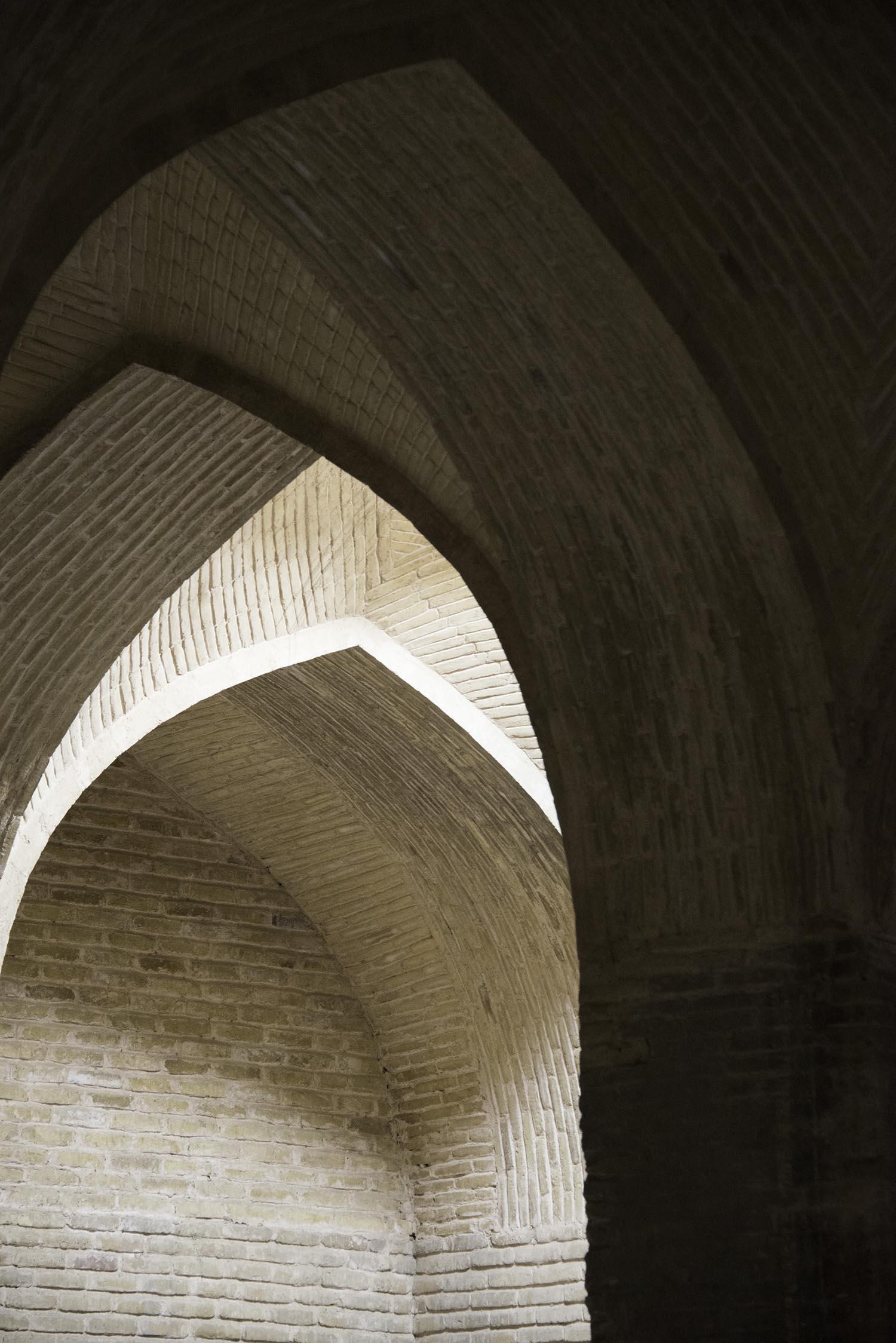 Brick Gothic Arches