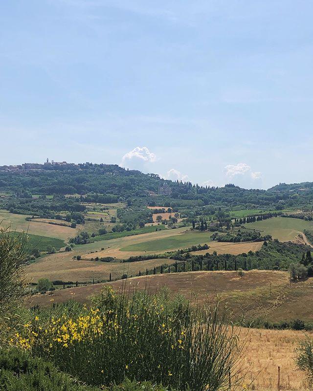 La bella Toscana ❤️ . . . . #italytravel #visititaly #tuscany
