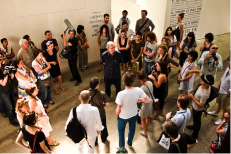 Photograph from  From Here On , Rencontres d'Arles, Arles, 2011