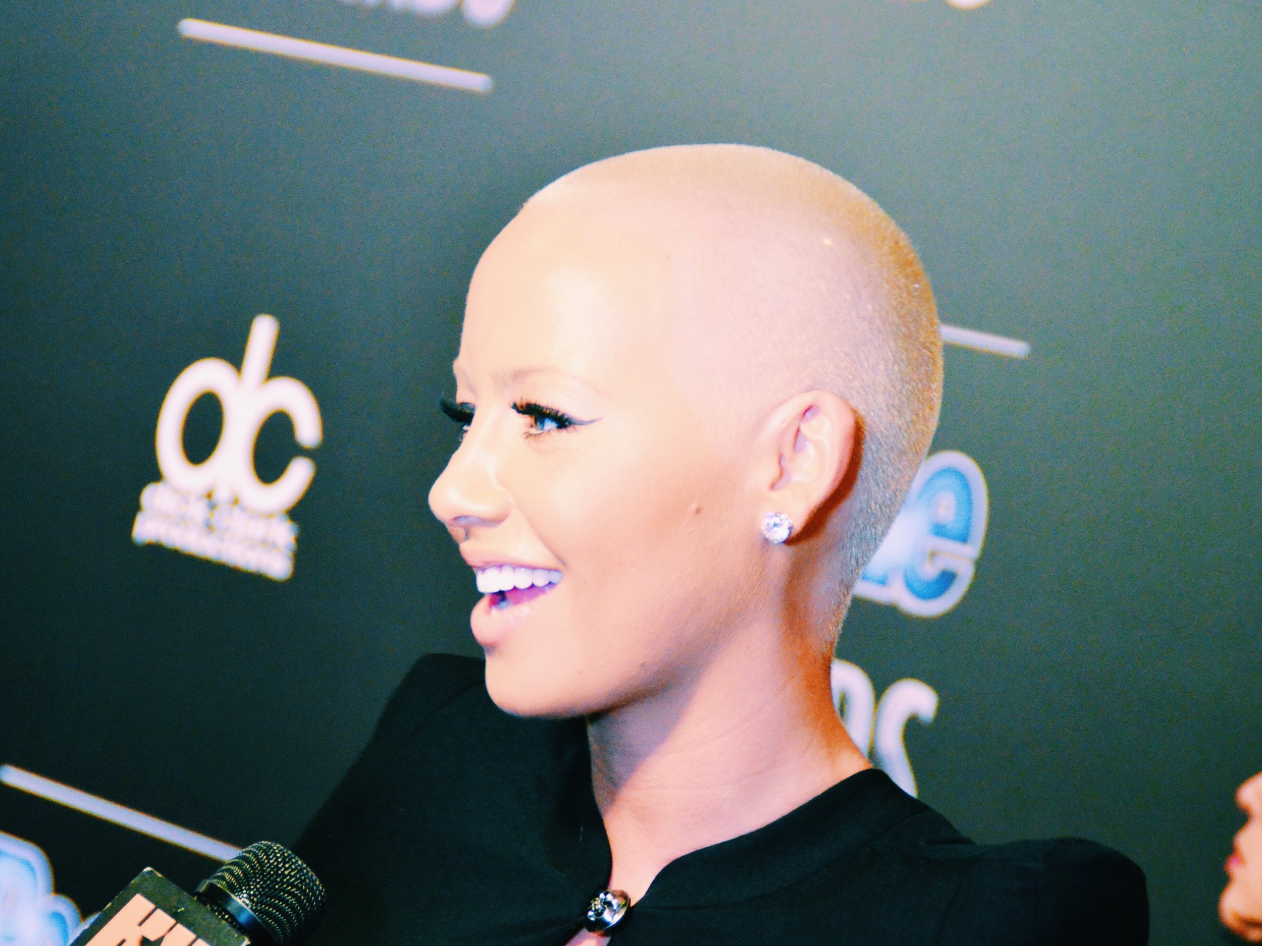 Mingle Media TV, Amber Rose - 2014 People Magazine Awards, modified by Colby Marie Z, CC BY-SA 2.0
