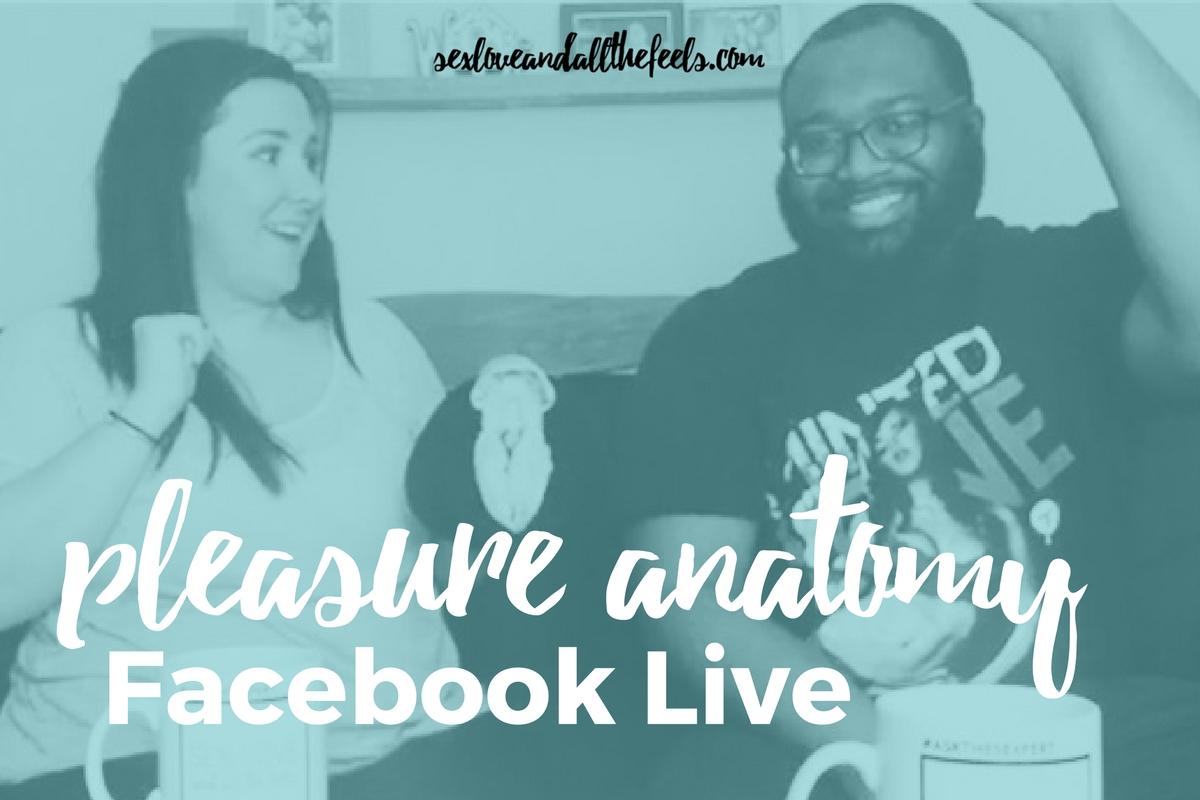 pleasure anatomy Facebook live
