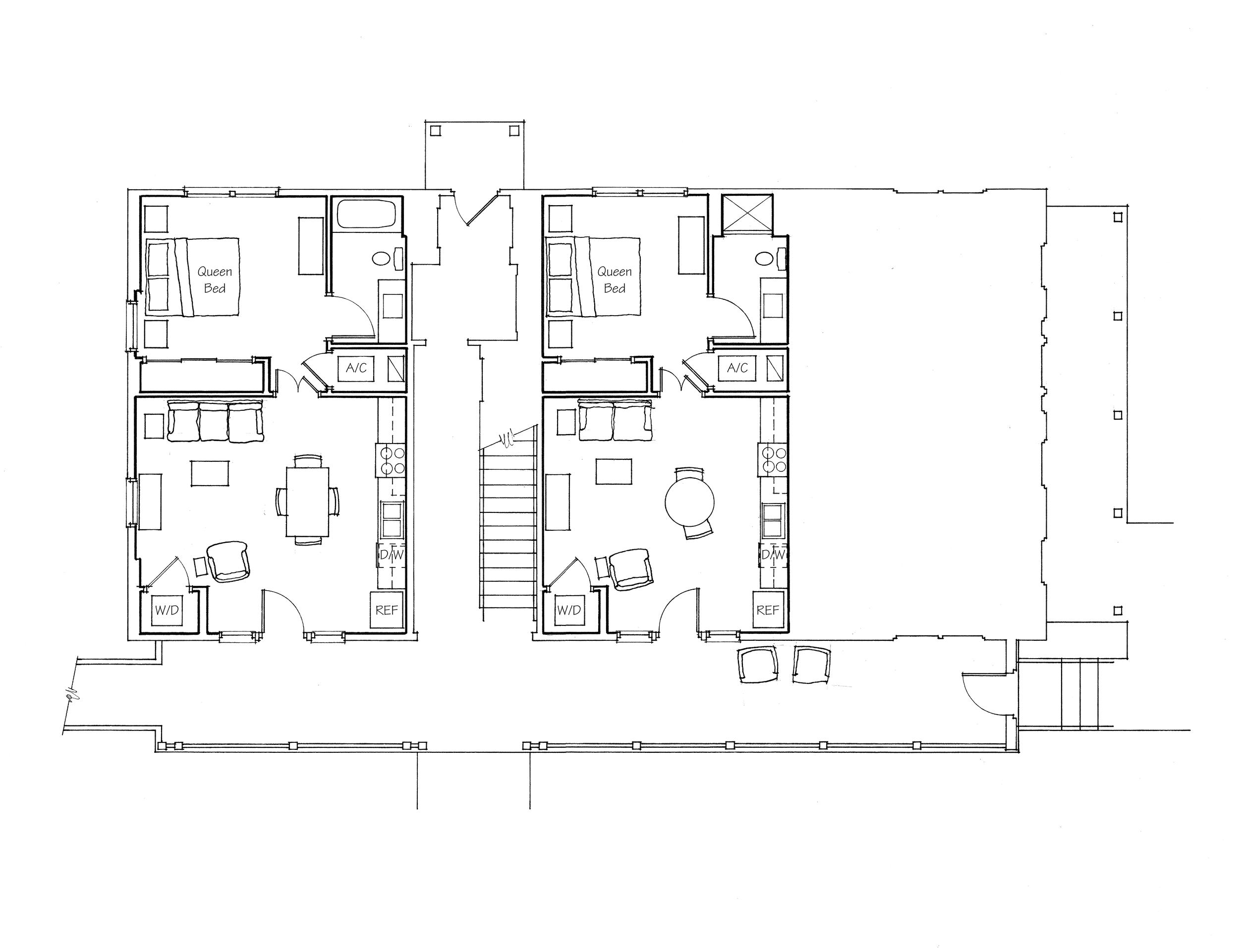 208 W. 22nd St. - 1st Floor