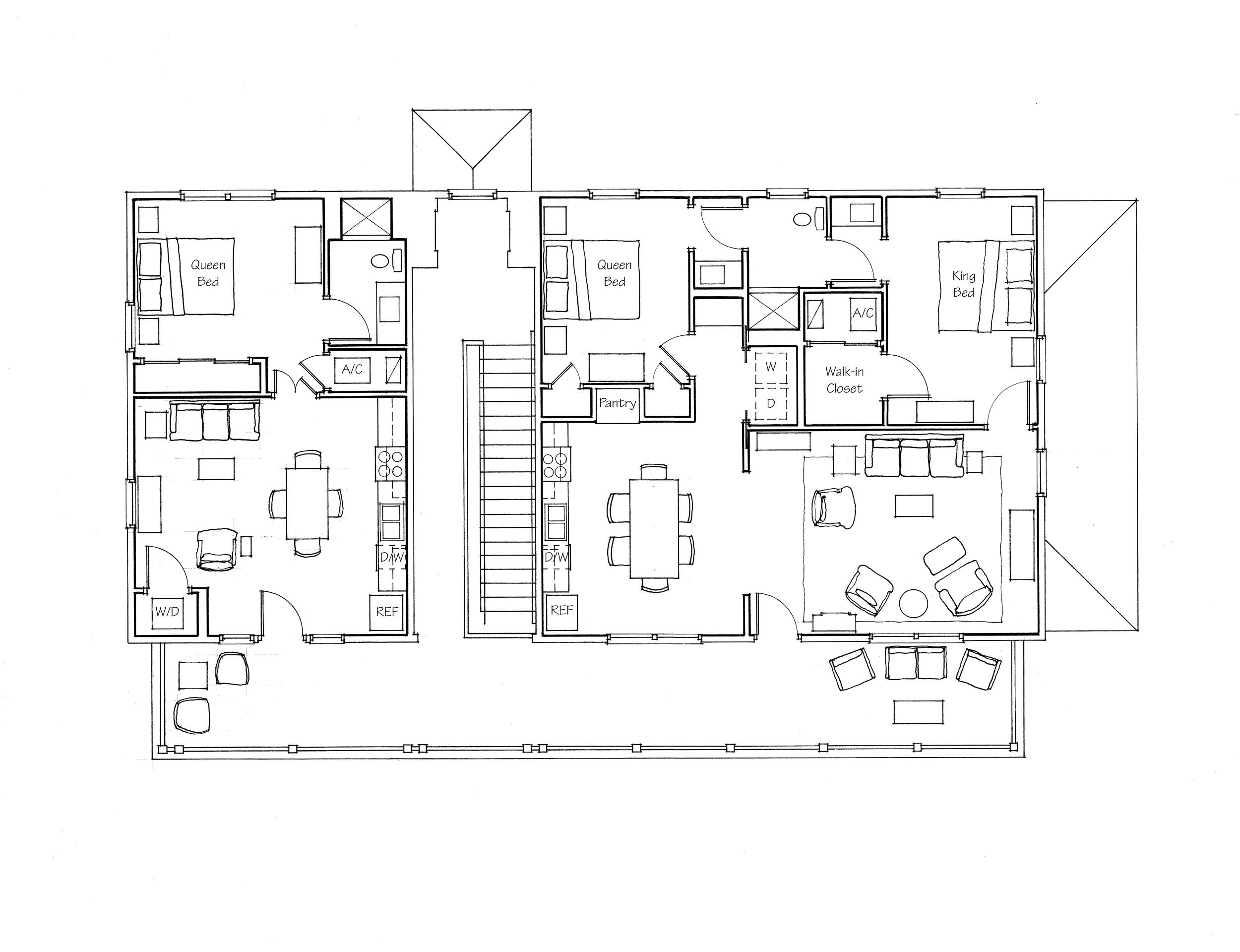 208 W. 22nd St. - 2nd Floor