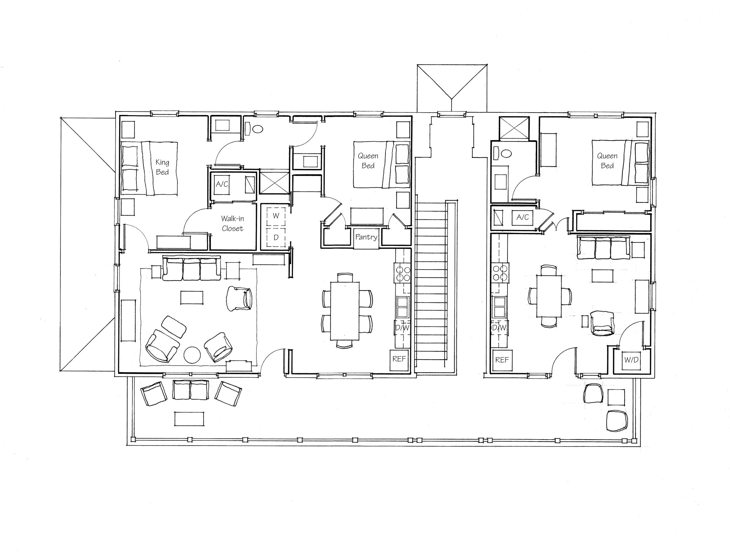 210 W. 22nd St. - 2nd Floor