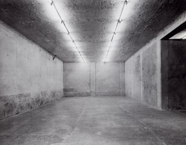 Michael Asher, Galerie Toselli, Milan, 1973