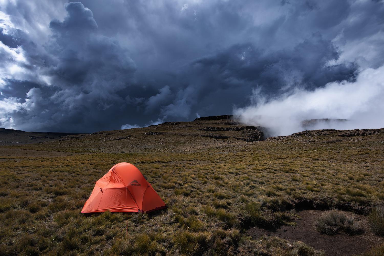 Drakensberg MSR Access 1 Tent Storm