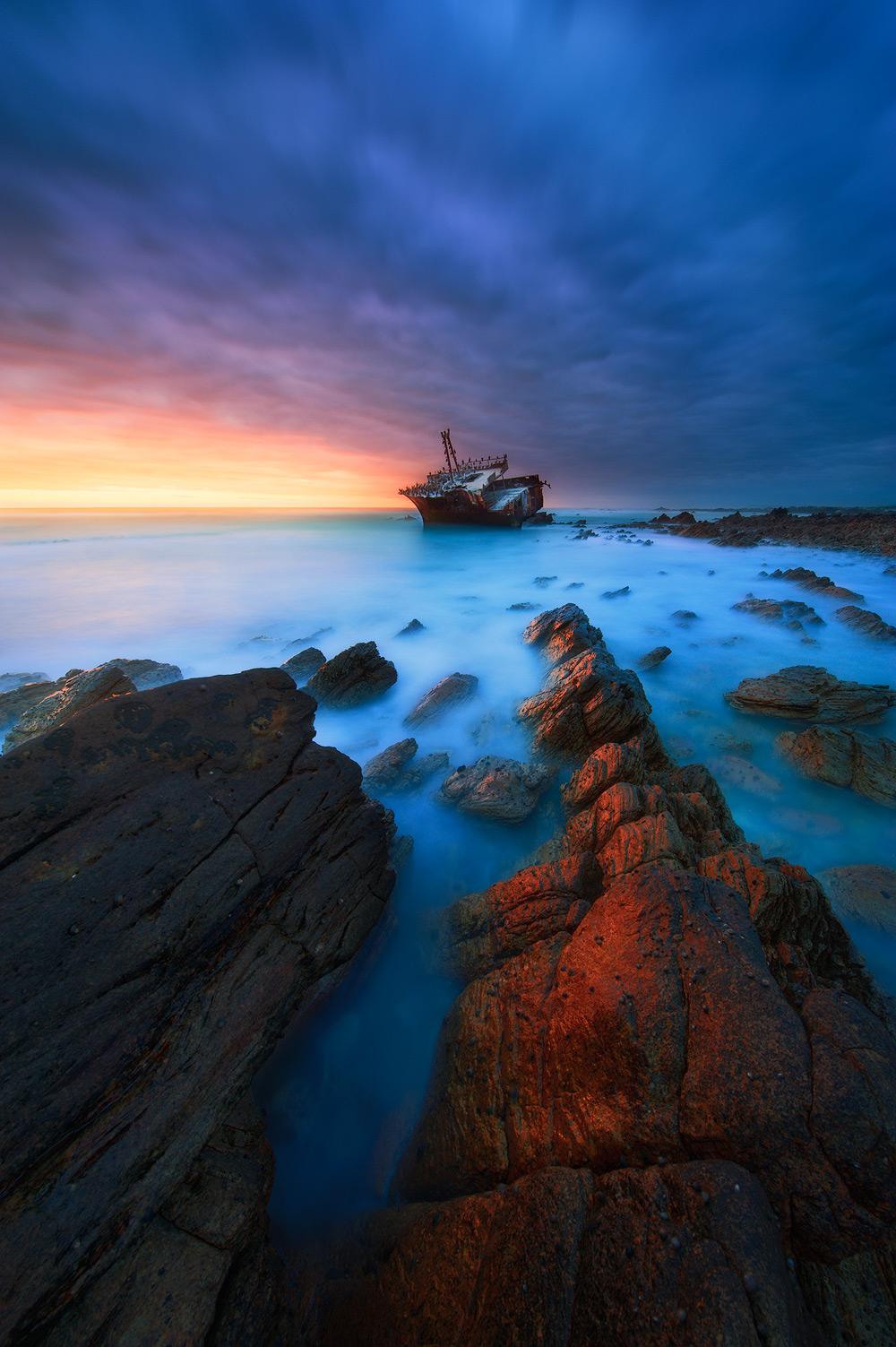 Meisho Maru Wreck