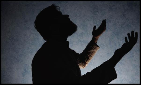 Secret of prayer