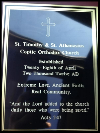 STSA plaque
