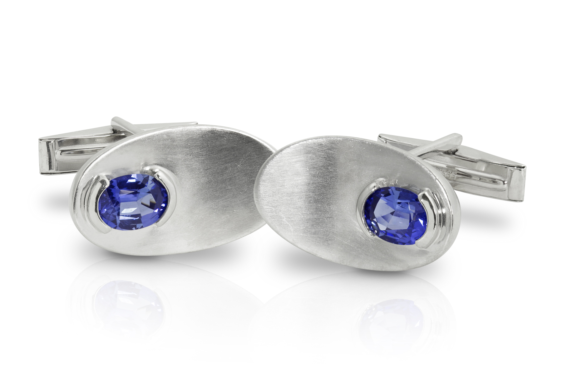 Tanzanite Cuff Links.jpg
