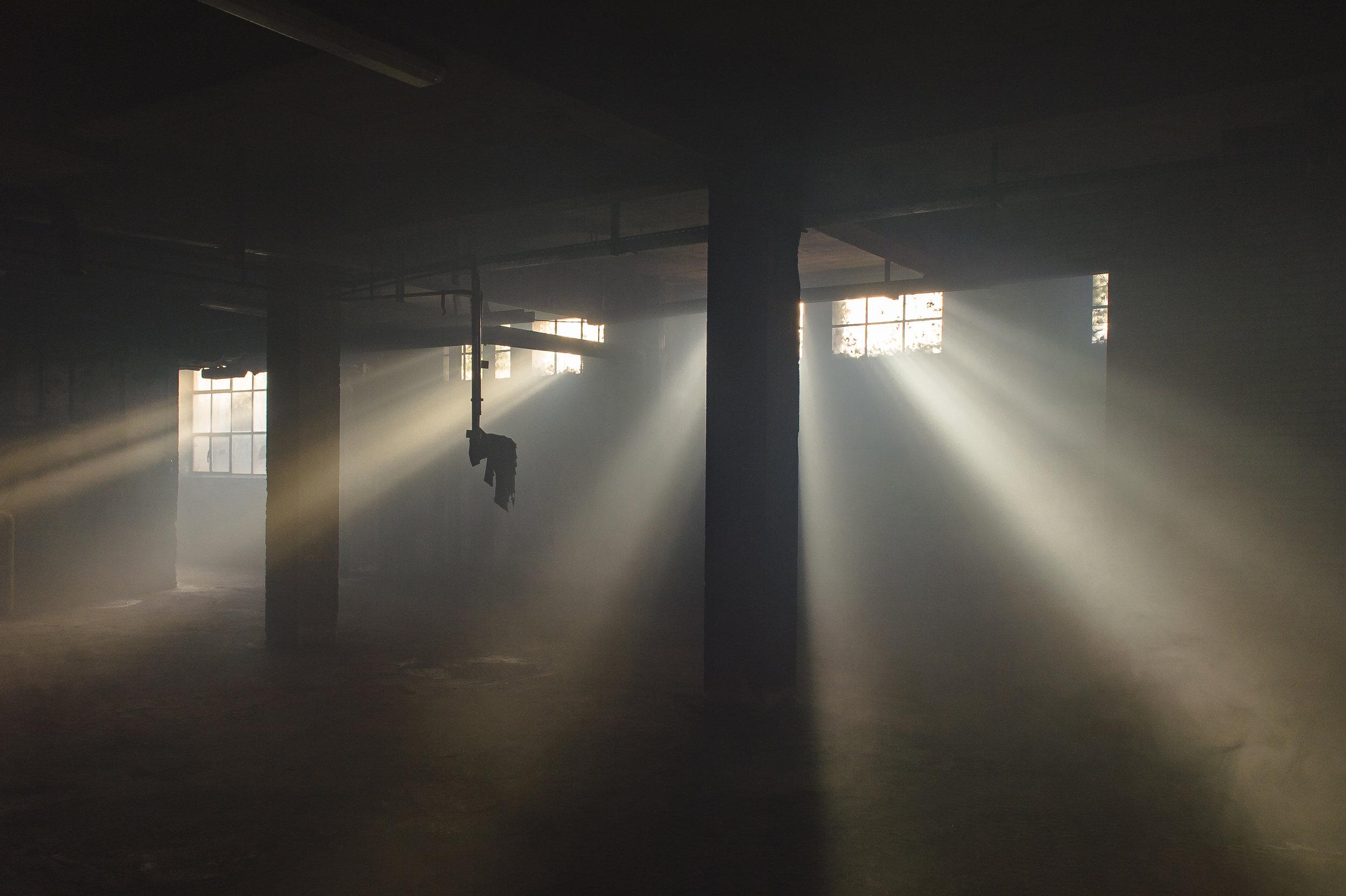 Bülachguss Kellergeschoss Gussputzerei