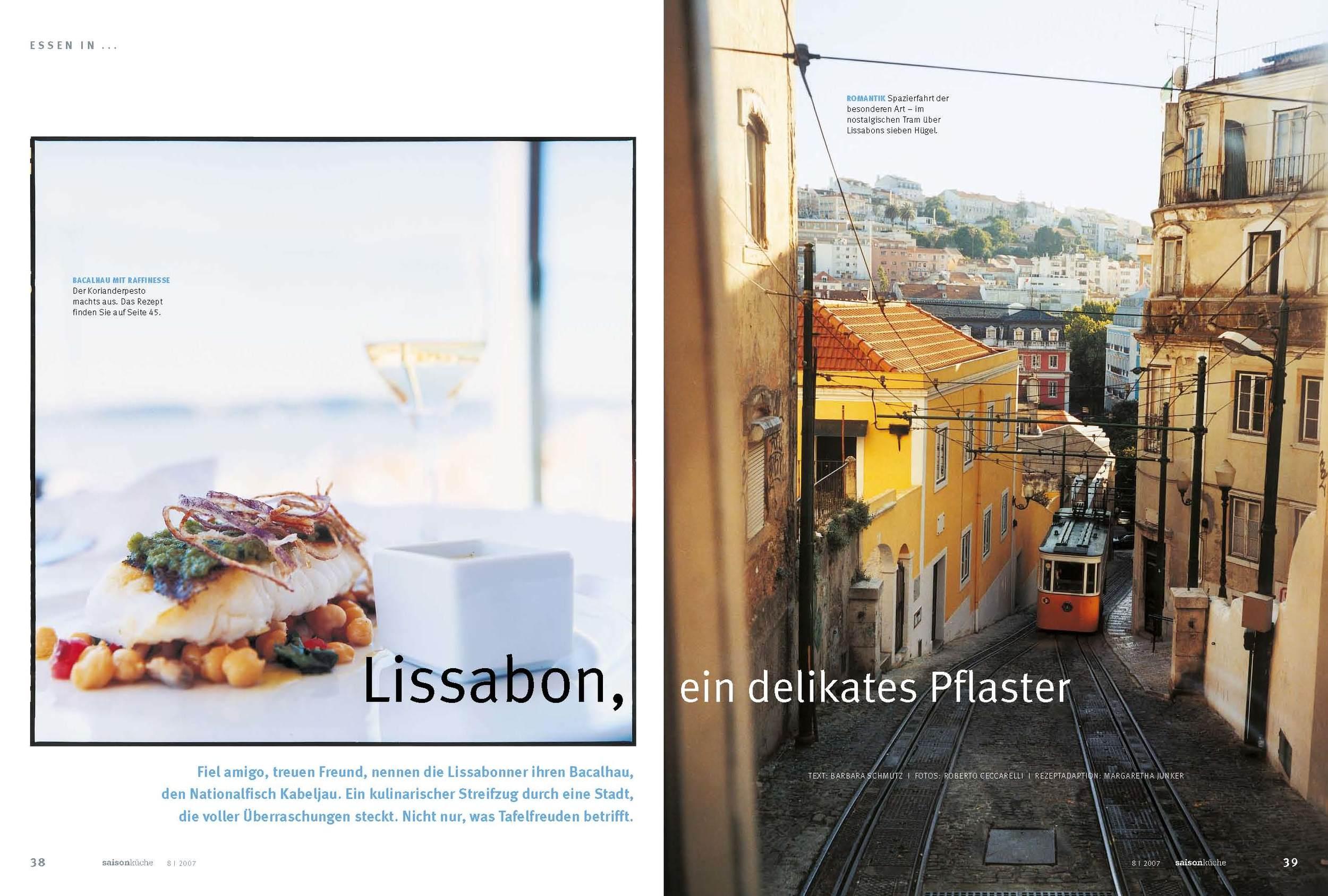 Lissabon Food