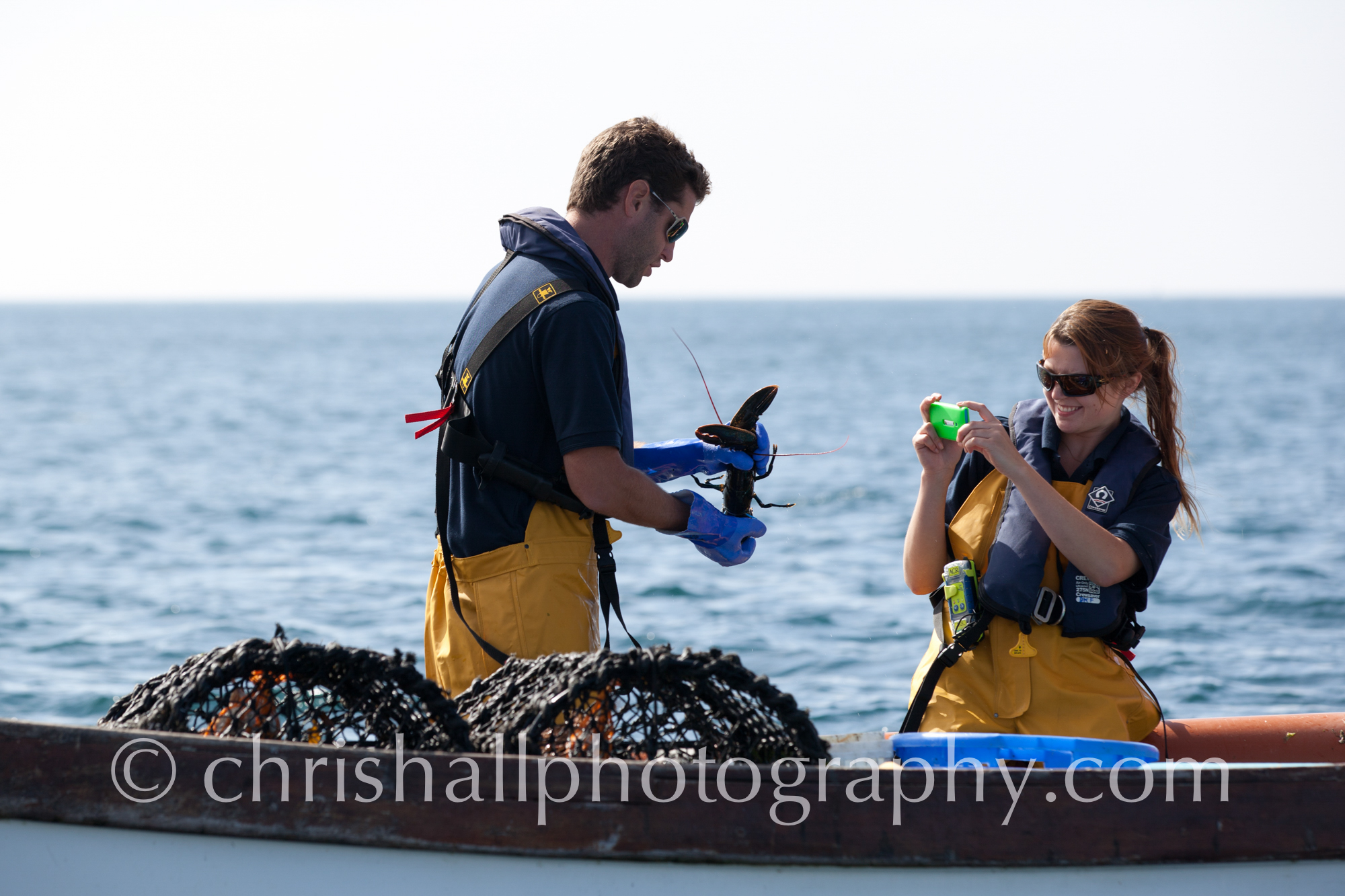 Press photography Isles of Scilly