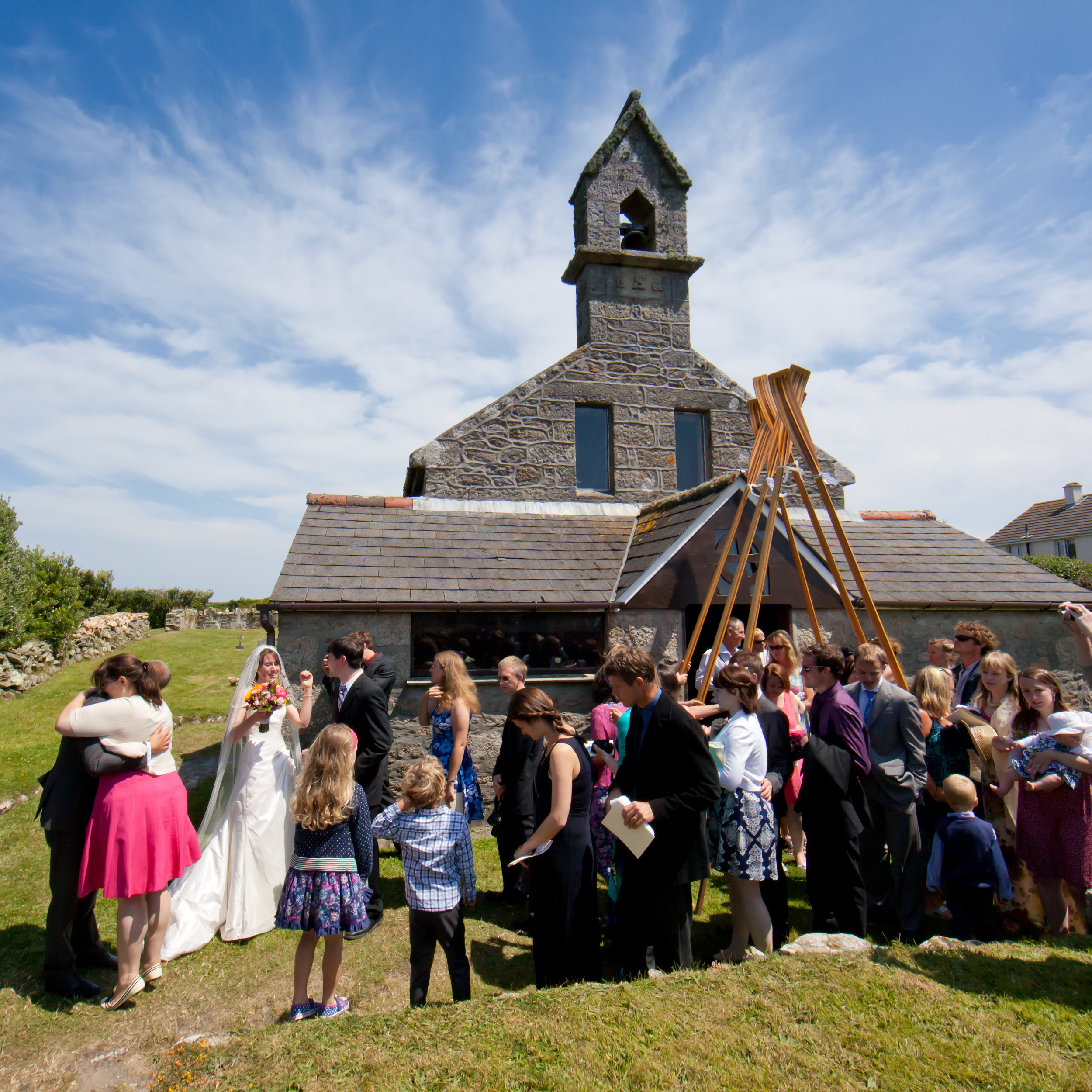 Wedding photography Isles Of Scilly